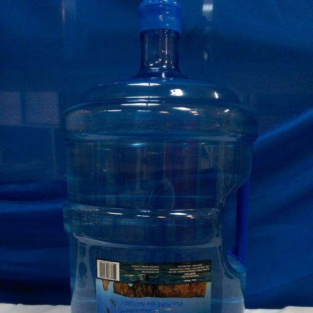 Bouteille de 18 litres pour refroidisseur