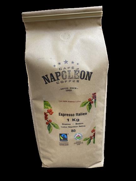 Café Napoleon Espresso Italien 1 KG